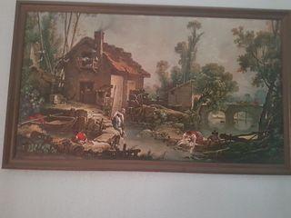 cuadro antiguo