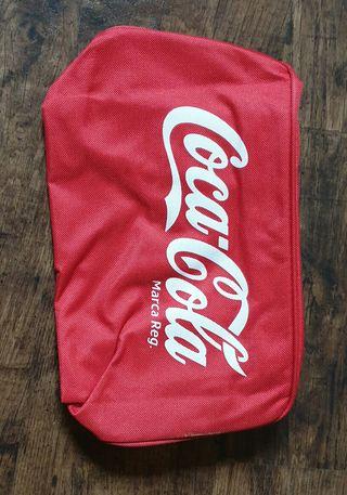 Bolsa botas de fútbol Coca-Cola NUEVA