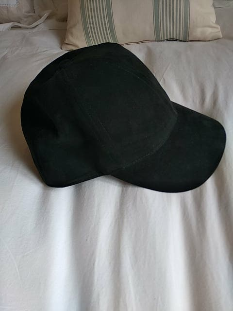gorra sin estrenar negra