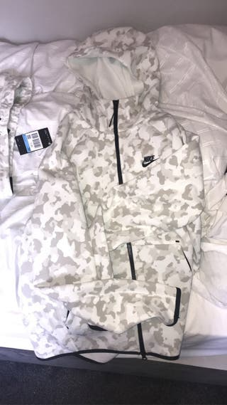 Nike Tech Fleece Camouflage Tracksuit