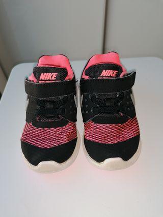 Nike bebé número 22