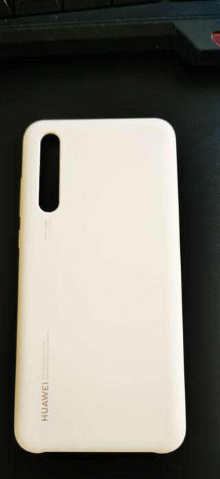 Funda Trasera Silicona Original Huawei P20 Pro