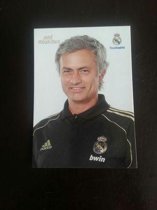 Postal Jose Mourinho