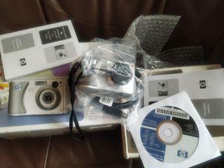 cámara de fotos HP photosmart