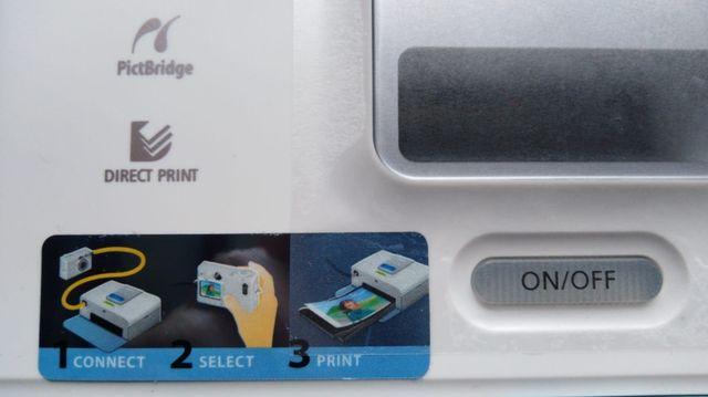 Impresora fotográfica Canon
