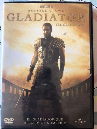 Gladiator- dvd