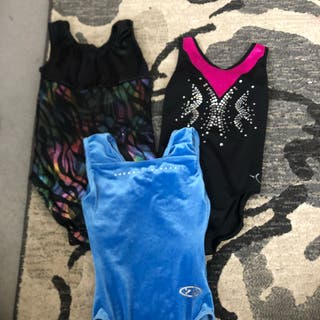 "Girls 28"" Leotards"
