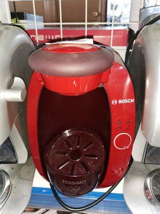 Cafetera de cápsulas Bosch de segunda mano en Móstoles en