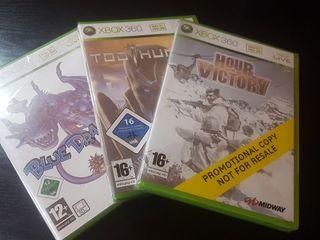 juego Xbox 360 // Juegos