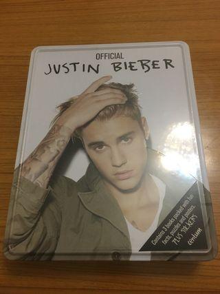 Brand new sealed Justin bieber poster set