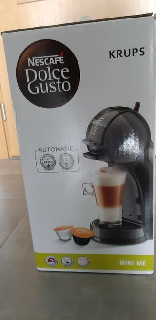 Cafetera mini me Dolce Gusto