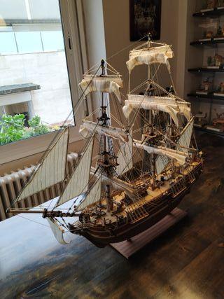 Maqueta barco BOUNTY