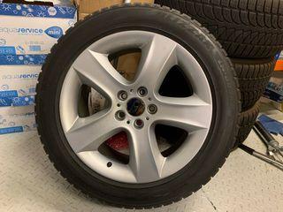 Llanta Bmw x5 neumático invierno
