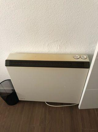 Radiador acumulador calefacción eléctrica