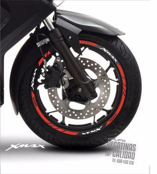 Adhesivos vinilos Yamaha xmax 125/300/400