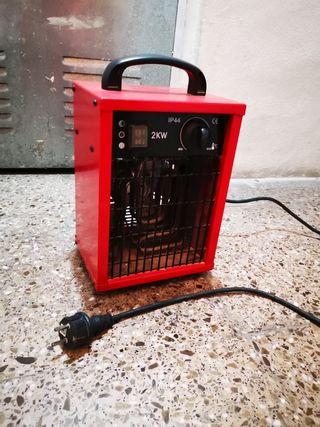 estufa, calefactor, cañón,