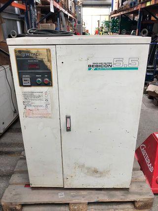 Compresor Marca Hitachi Bebicon 5.5k.