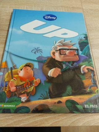 Libro infantil UP