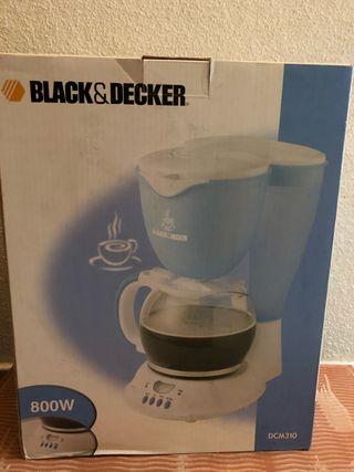 Cafetera black & decker