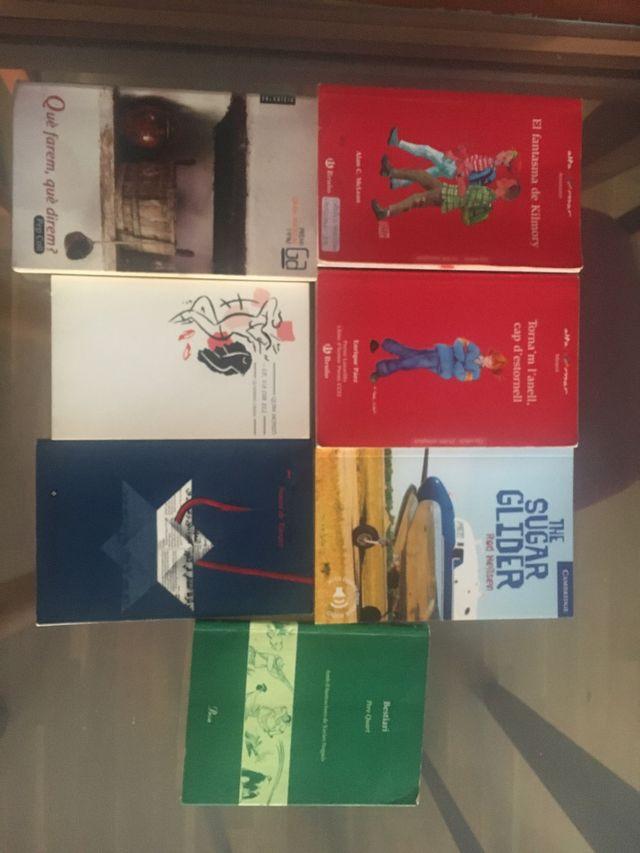 Libros catalan