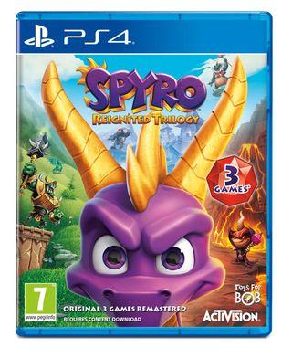 3 Juegos Ps4 Spyro