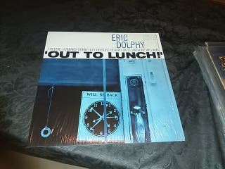Disco Vinilo Eric Dolphy. 180grs.