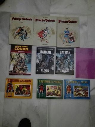 comics varios