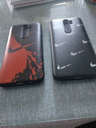 Funda Xiaomi Redmi Note 8 pro Nike