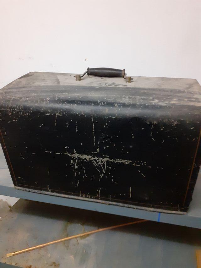tapadera máquina escribir Underwood made in USA