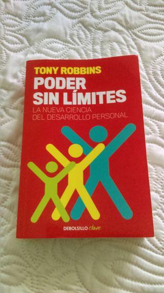 Poder sin límites de Anthony Robbins