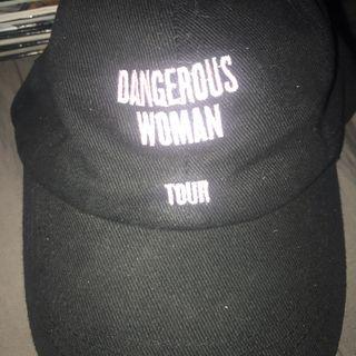 Ariana grande dwt hat