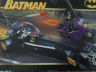 COLLECTABLE LEGO BATMAN SET