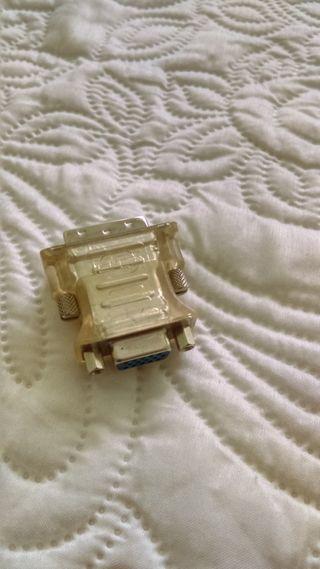 Adaptador DVI VGA