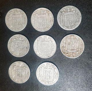 MONEDAS DE 5 CENTIMOS FRANCO AÑOS 40/50