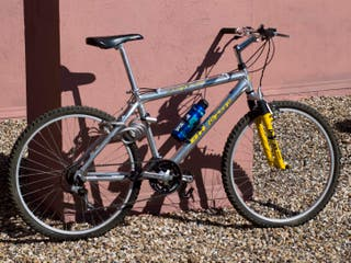 Bicicleta Bh Alumino top line 7007