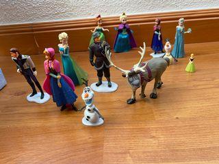 Colección figuras Frozen