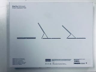 El Smart Keyboard Folio para el iPad Pro de 12.9