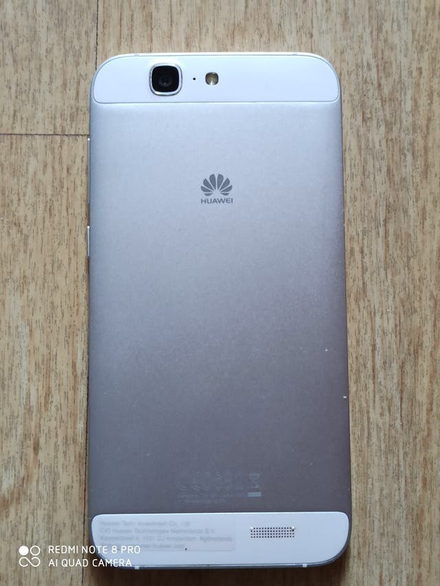 Huawei G7 Ascend.