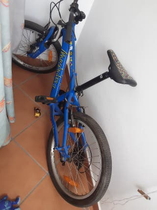 bici para niño de hasta 13 años semi nueva