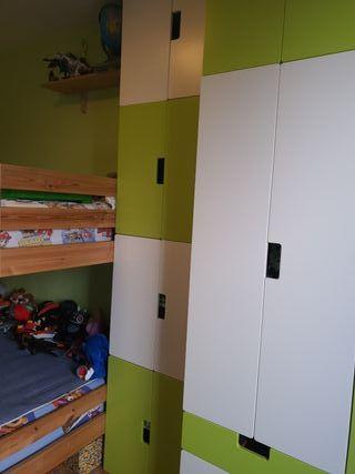 Armario Stuva Ikea