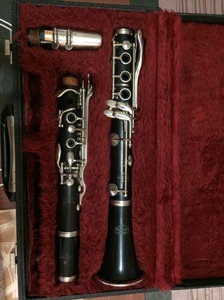 Clarinete Noblet Paris