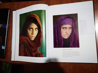 Pack 3 libros de fotografía de National Geographic