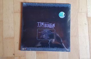 Tim Burton. Vintage collection. Edicion vinilo.