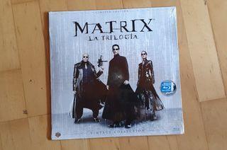 Matrix Limited edition. Edicion vinilo. Blurays