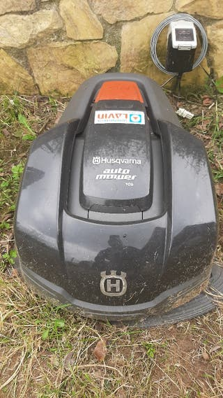 cortacesped husqvarna 105