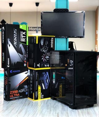 PC Gaming I7-9700, 16GB y RTX 2080 TI