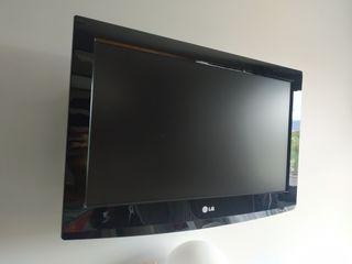 TV LCD 26' LG 26LG3000-ZA HD NEGRO