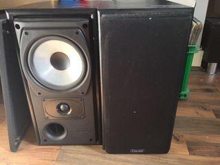 Mission 732i speakers