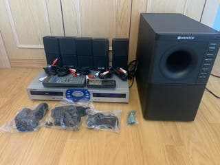 Home Cinema 5.1 Woster-Bose