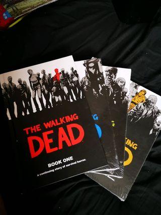 the walking dead hardback books